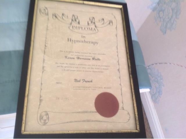 Angel hypnotherapy and counselling
