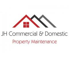 JH Commercial and Domestic Property Maintenance