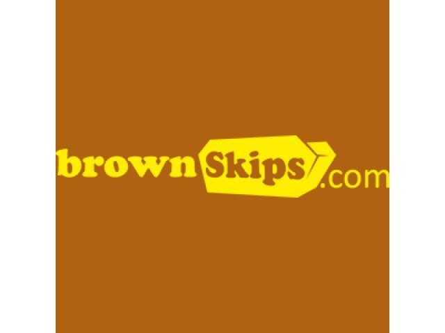 Brown Skips - Skip Hire
