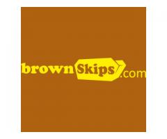 Brown Skips - Skip Hire