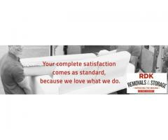 RDK Removals & Storage